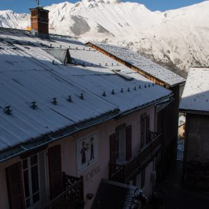 Small apartment with balcony and mountain views, 3 Valleys