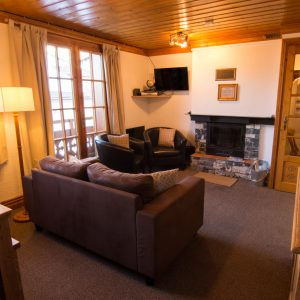 Holiday apartment in the Three Valleys for rent