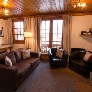 2-bedroom apartment in St Martin de Belleville