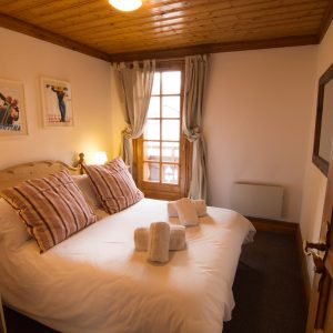 Chalet with two bedrooms for rent in the 3 Valleys