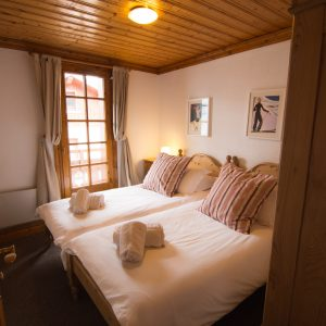 Rent a 2-bedroom apartment in the Three Valleys