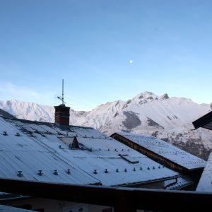 Ski apartment with breathtaking mountain views, 3 Valleys