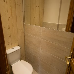 New chalets in St Martin de Belleville, newly renovated chalet apartment, ski apartment 3 valleys