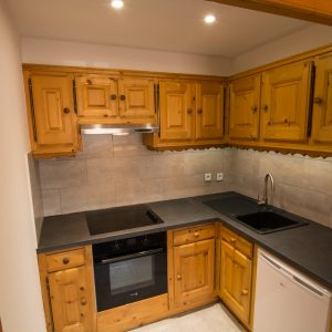 Apartment Azalee, chalet in st martin de belleville, apartments 3 valleys, chalet apartments for rent, self-catered chalets for rent