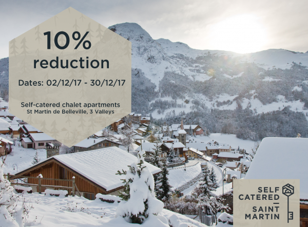 Early Snow Discount, special offer, ski discount, december skiing, christmas special, christmas skiing, premier neige discount, snow-sure skiing, snow-sure resort europe