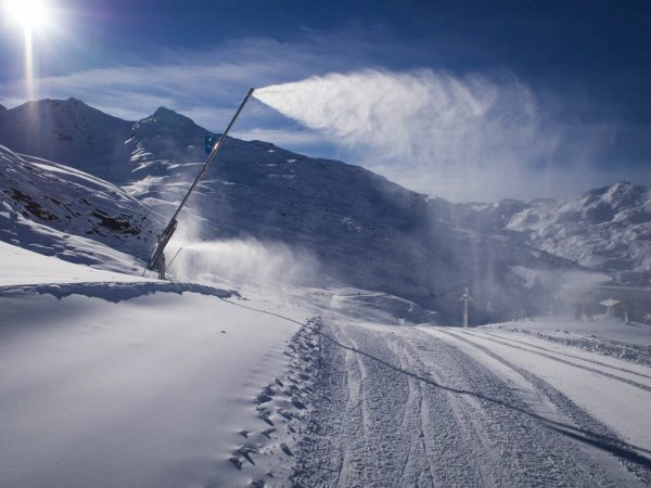 Highest ski resort Europe | Snow-sure skiing France