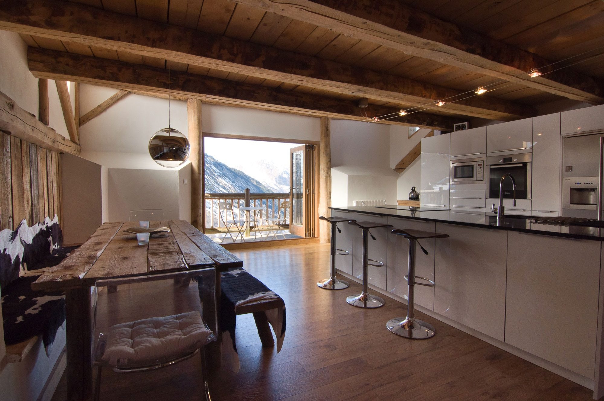 Luxury chalet 3 Valleys | Luxurious chalet in St Martin de Belleville