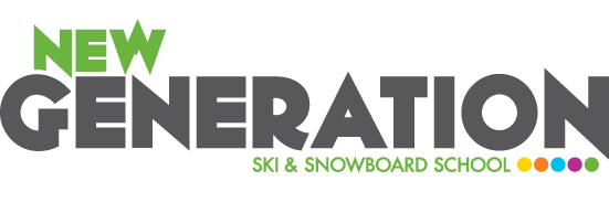 New Generation Ski and Snowboard school logo