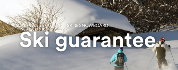 3 Valleys snow guarantee | Europe's most snow-sure ski resort