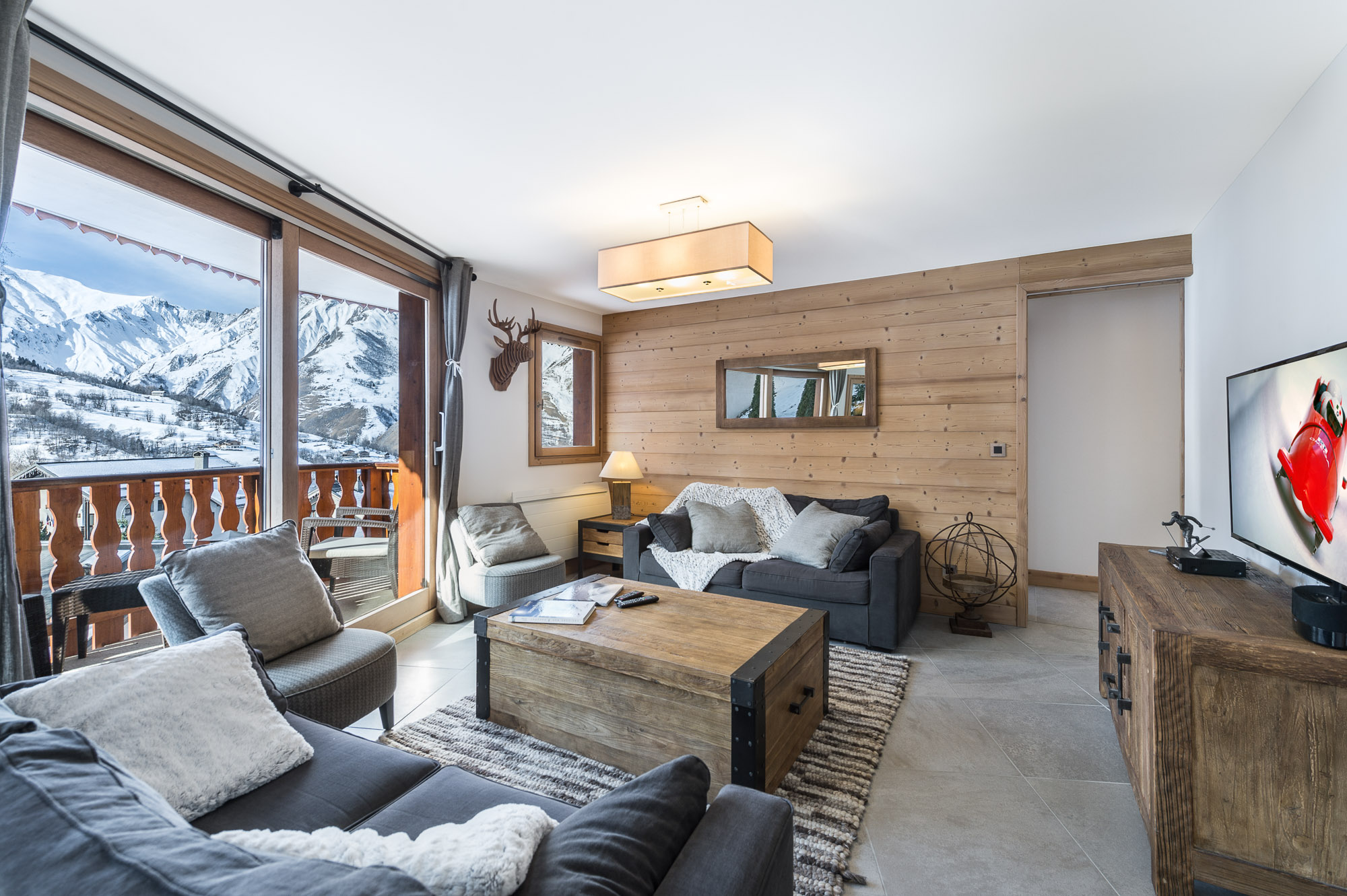 Our *NEW* Prestige chalets – Luxury apartments with ski-in ski-out location