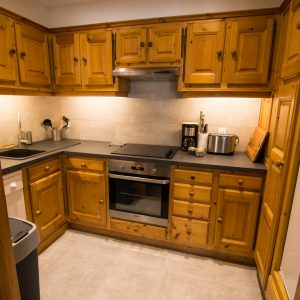 Renovated chalet apartment for rent in the 3 Valleys