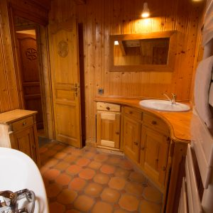 Stay in the 3 Valleys in Chalet Perce Neige