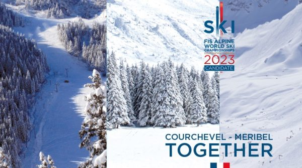 FIS Alpine World Ski Championships Courchevel Meribel 2023