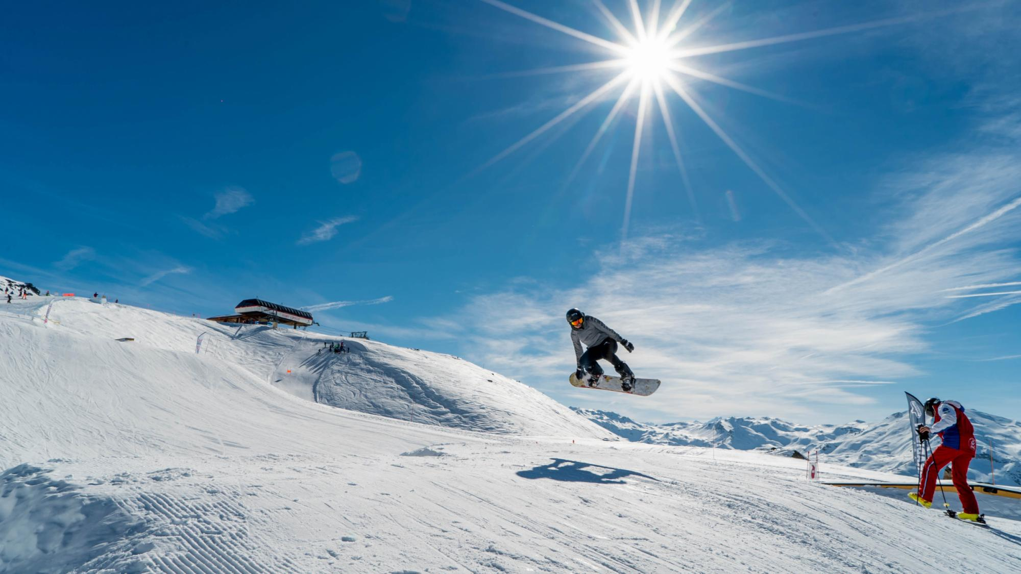 Find out what's new in the 3 Valleys in winter 2018/2019