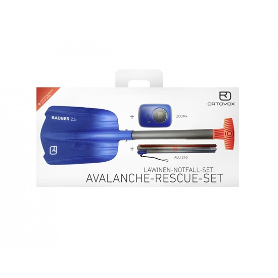 Ortovox avalanche rescue kit
