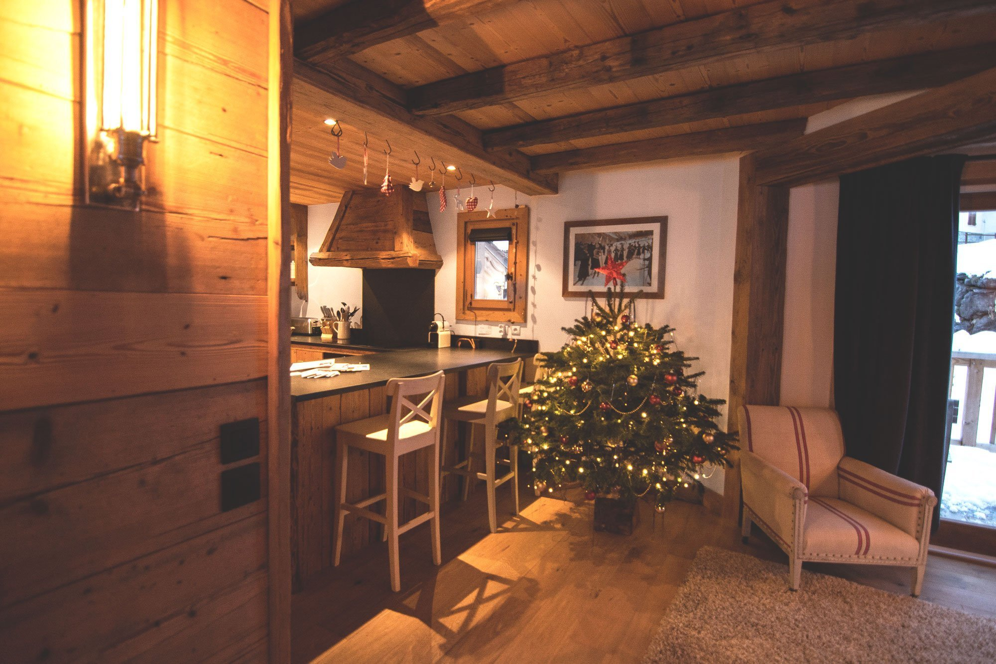Five Festive Reasons St Martin de Belleville is the Best Family Ski Resort at Christmas-time