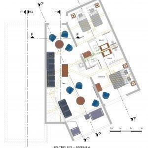 Floor plans - Luxury Chalets Prestige - N5