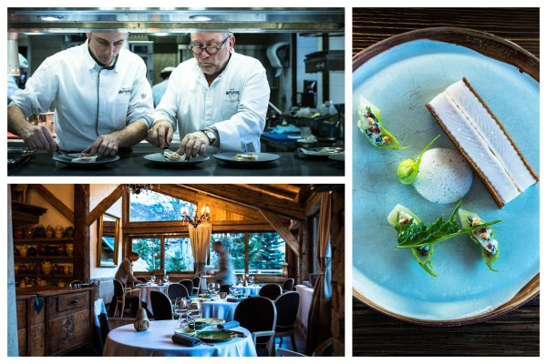 La Bouitte - One of Saint Martin's most famous restaurants with 3 Michelin stars