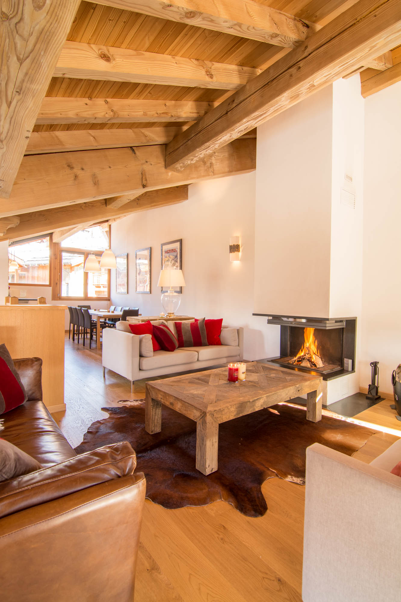 Last minute *NEW* chalet – Le Pic Blanc